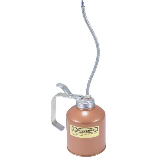 Goldenrod 16 Oz. Pump Oiler with 8 In. Flexible Spout